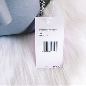 Betsey Johnson Bags - *SOLD*NWT Betsy Johnson Bow Crossbody Bag